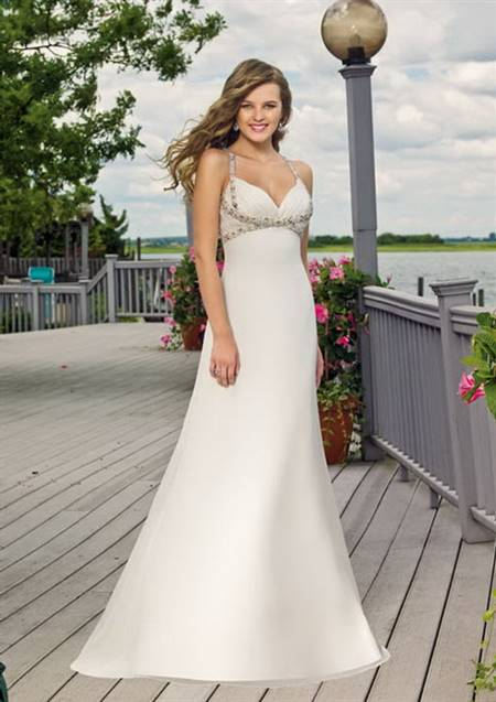 Wedding dress for beach wedding ideas