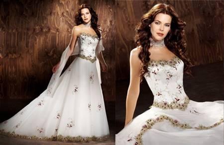 Wedding dresses evening dresses