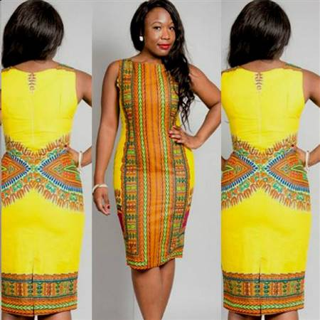 african style dresses women