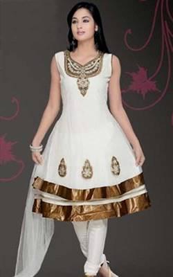 anarkali chudidar dress design patterns