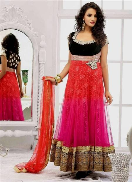 anarkali dresses designs new collection