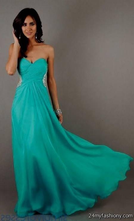 Aquamarine Wedding Dresses B2b Fashion