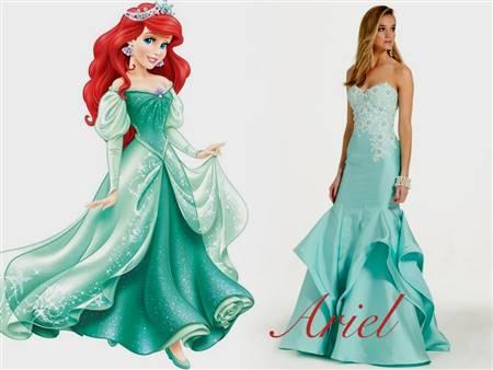 ariel prom dress
