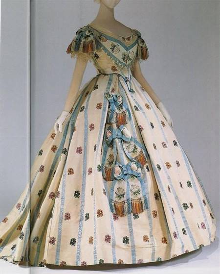 authentic victorian ball gowns
