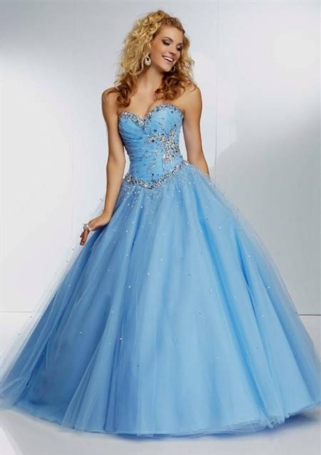ball gown prom dresses