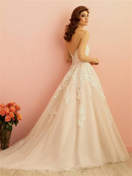 ball gown wedding dresses with lace