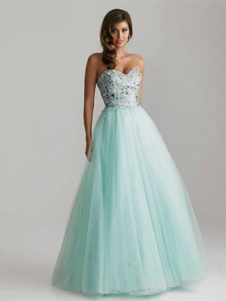 ball gowns for teenage girls
