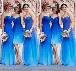 Beach Wedding Bridesmaid Dresses B2b Fashion