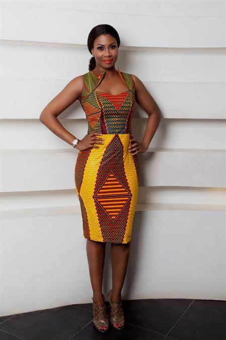 beautiful african dress styles