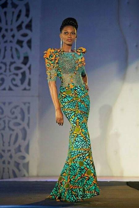 beautiful african wedding dresses