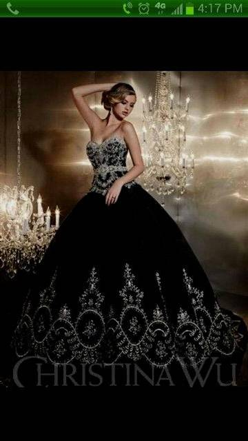 01d36bf237e beautiful black wedding dresses