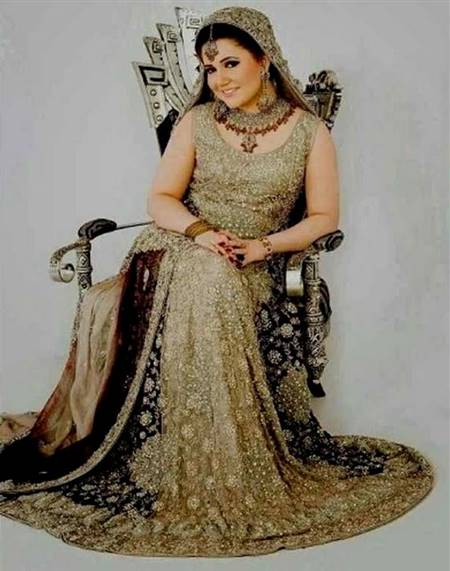 beautiful dresses for pakistani wedding