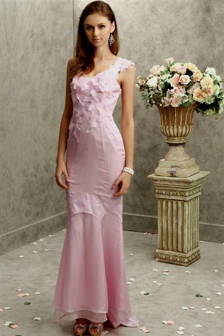 beautiful pink dresses for teenage girls