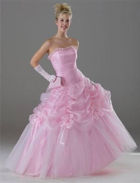 beautiful princess wedding dress