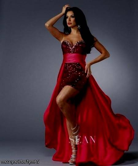 best prom dresses ever worn