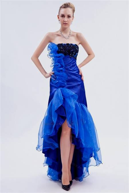 best royal blue prom dresses in the world