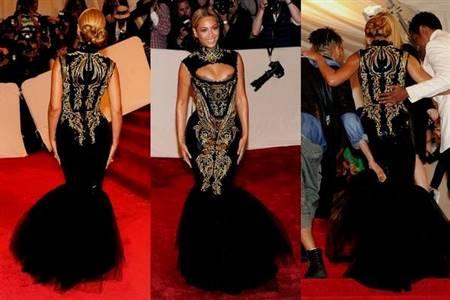 beyonce mermaid dress