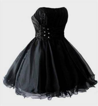 black dresses for teenagers for homecoming