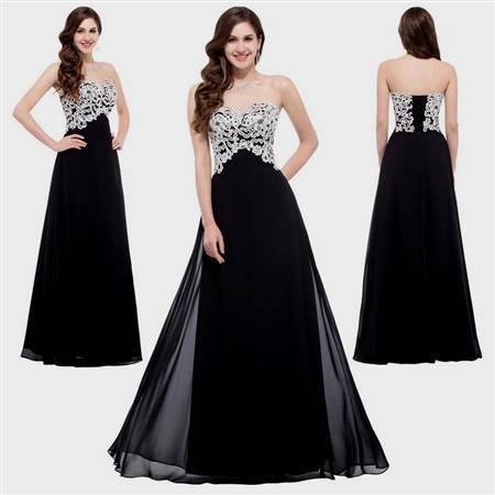 black masquerade ball gown  b2b fashion