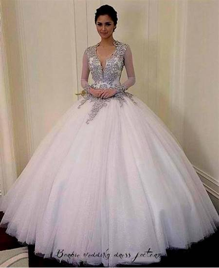bling princess wedding dresses