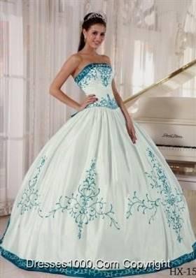 Blue And White Ball Gowns B2b Fashion