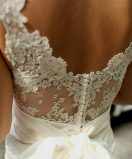 bridesmaid dresses with lace detail