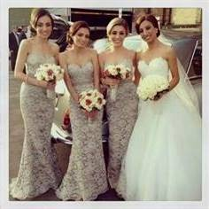 cappuccino bridesmaid dresses