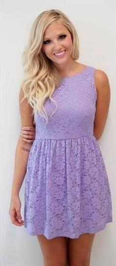 casual lavender dresses for juniors