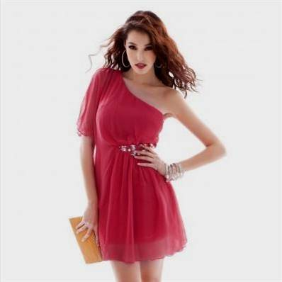 casual red and white dresses for women