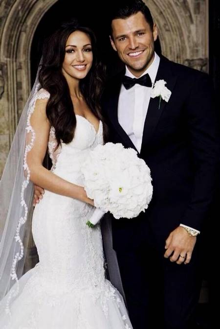 celebrity wedding dresses