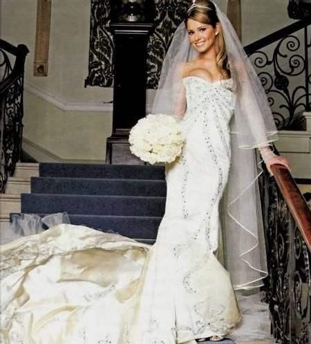 cheryl cole wedding dress