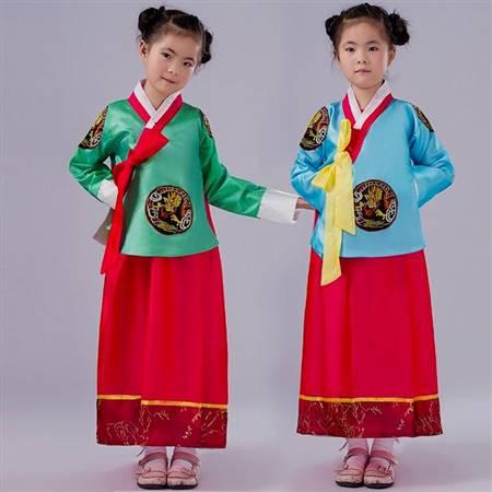 chinese traditional dress kids