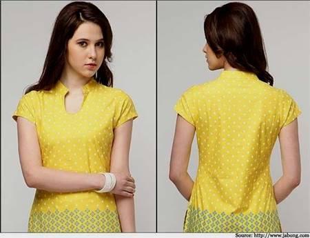 chudidar dress collar neck designs