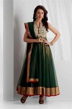 chudidar dress design for wedding