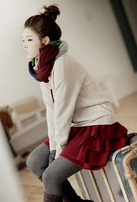 clothes for teenage girls winter