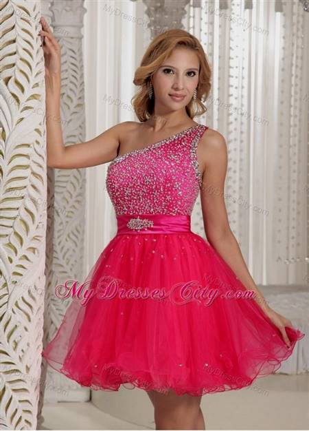 cocktail dresses for prom pink