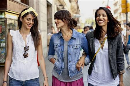 cool dressing style for teenage girls