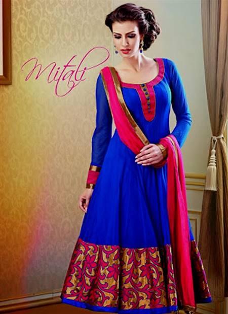 cotton churidar dress stitching models