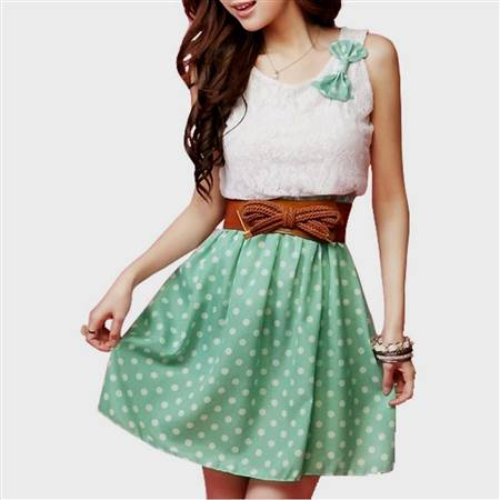 cute casual dresses for teenage girls