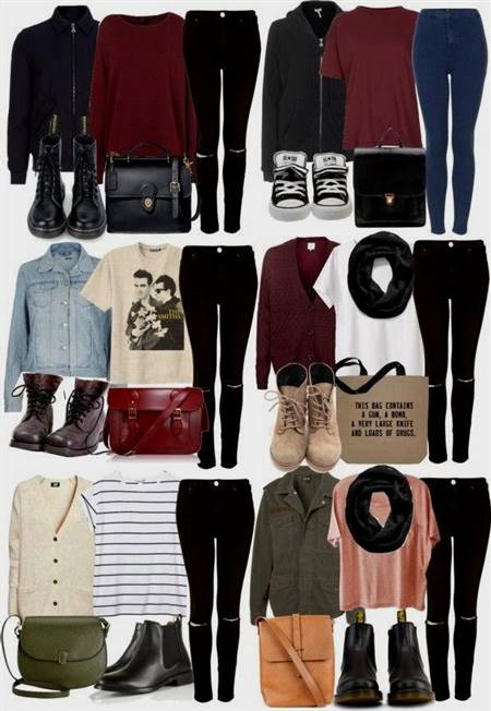 cute clothing styles for high school
