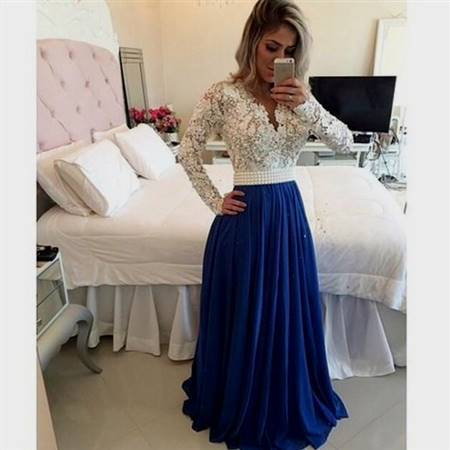 cute lace prom dresses