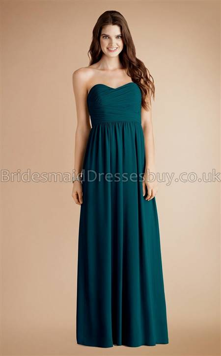 4b4d3ae980c dark turquoise bridesmaid dresses