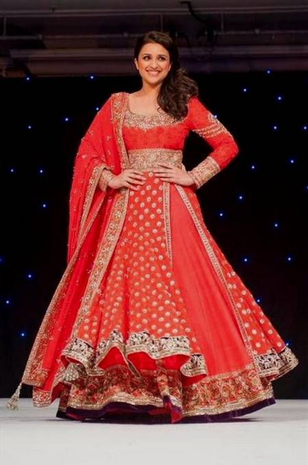Designer Indian Wedding Dresses For Girls B2b Fashion