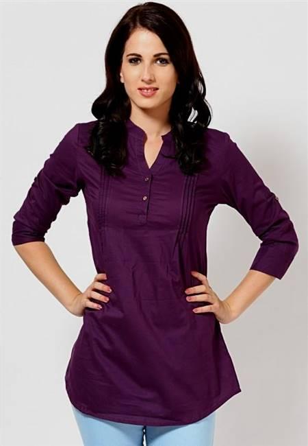 dress collar neck pattern cotton dresses