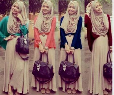 dress muslimah