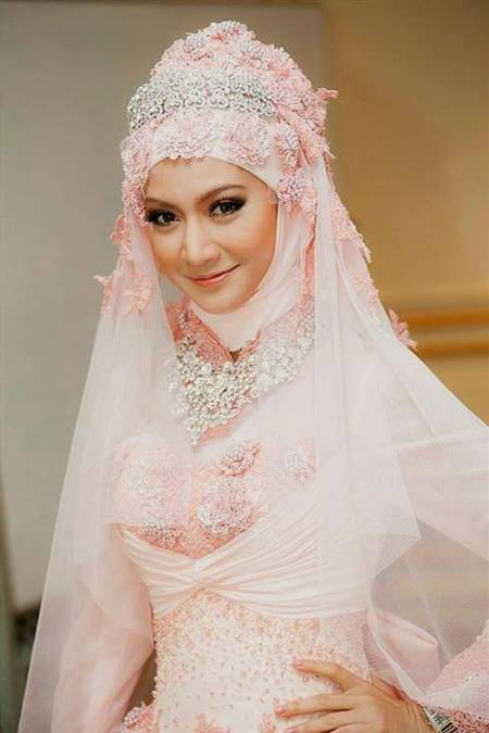 dress muslimah for wedding party