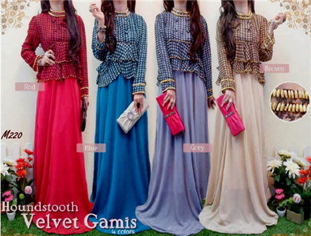 dress muslimah remaja