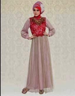 dress muslimah remaja murah