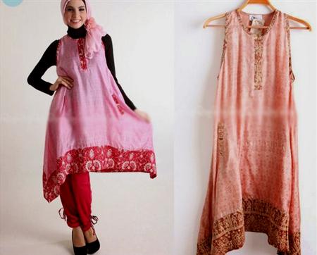 dress muslimah trendy