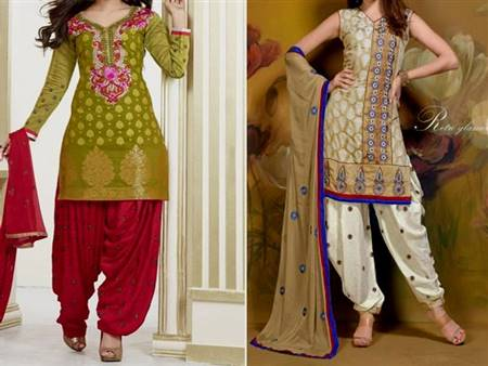 dress neck patterns for churidar